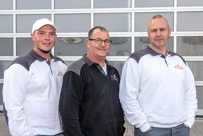 team Stucadoorsbedrijf Zeeland